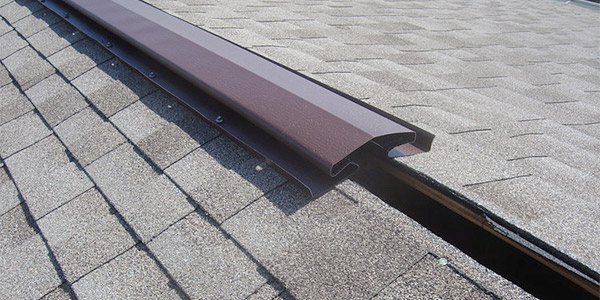 Ventilation Roofing Systems